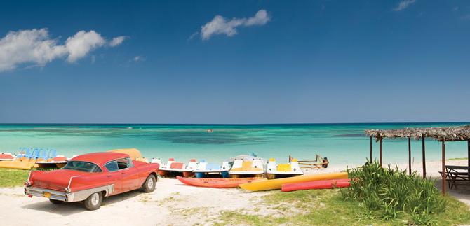 Куба-пляжный отдых